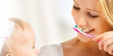 Odontopediatria: Consejos para cuidar los dientes de tus hijos