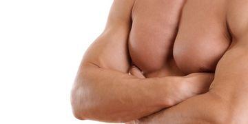 Ginecomastia, cómo eliminar el pecho masculino