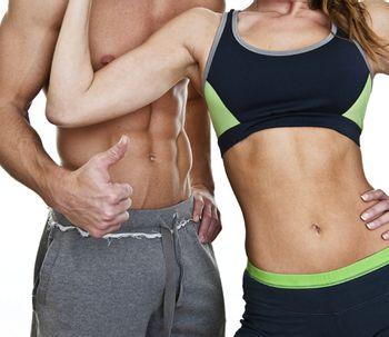 ¿Sabías que los hombres adelgazan más rápido que las mujeres?