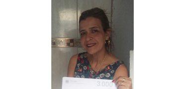 Ivete es la ganadora del sorteo de septiembre de Clinicasesteticas