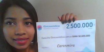 Carenmira es la ganadora del mes de Noviembre