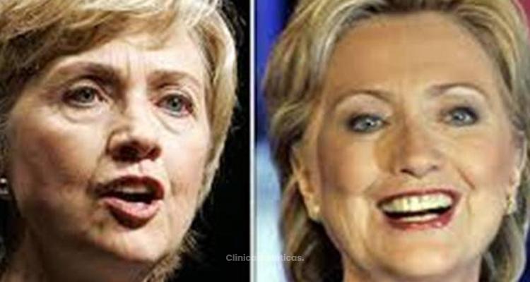 Hillary Clinton y sus secretos de Rejuvenecimiento