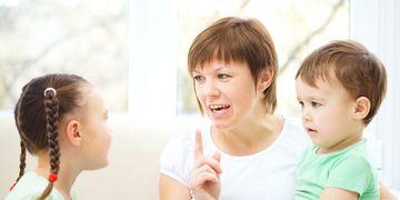 ¿Cómo les explico a los niños de mi cirugía estética?