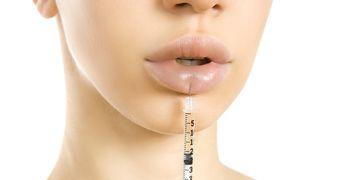 ¡Dale volumen a tus labios con tu propia grasa!