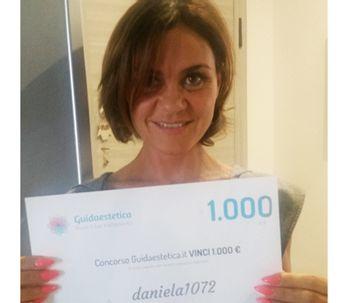 ¡Daniela1072 es la afortunada del mes de junio!