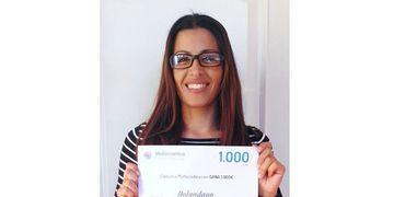 Yolandayo es la ganadora de octubre ¡felicitaciones!