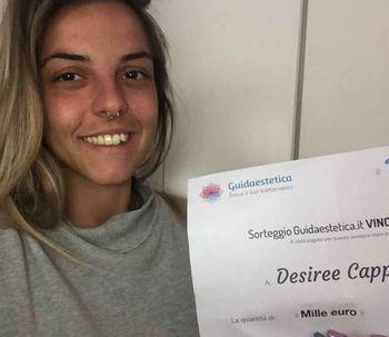¡DessireHat es la ganadora del mes de marzo!