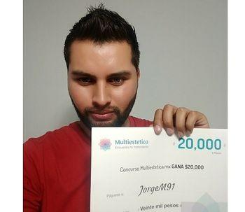 Conoce a JorgeM91 nuestro ganador de mayo
