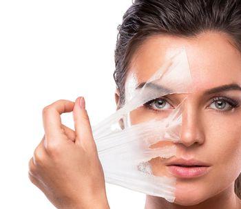 Una piel más brillante gracias al peeling  de ácido Tricloroacético.