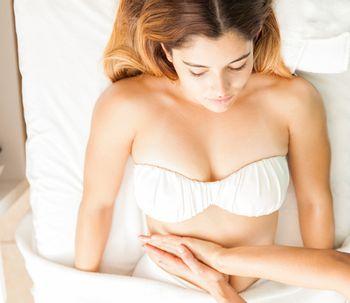 Masajes drenantes para abdomen y piernas