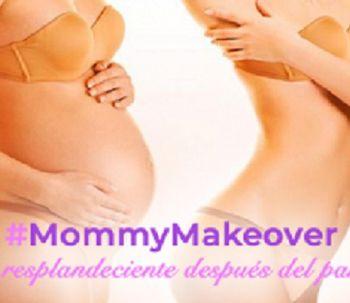"""""""Mommy Makeover"""", resplandeciente después del parto"""