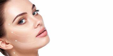 Para la flacidez y textura del rostro, RadioFrecuencia Dermadeep