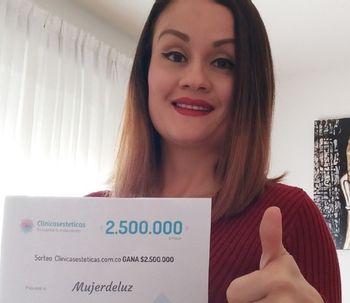 Conoce a MujerdeLuz nuestra primera ganadora del 2019