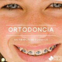 Ortodoncia en tiempos de COVID-19