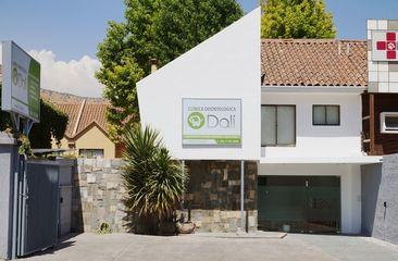 Vista exterior de clínica odontológica Dali
