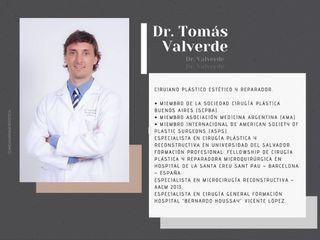 Dr. Valverde - Clínica Santiago Estética