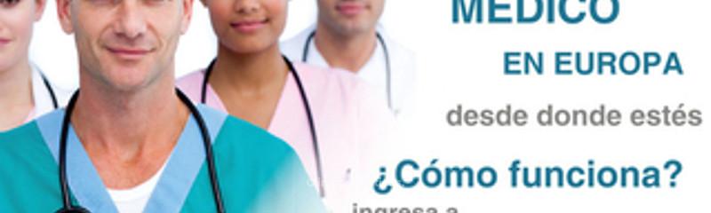 Médico en Europa