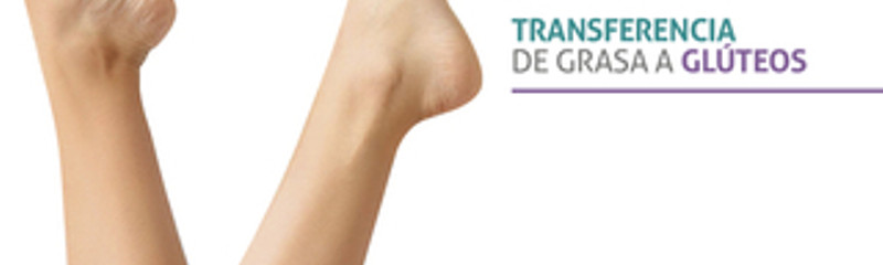Transferencia de grasa a glúteos