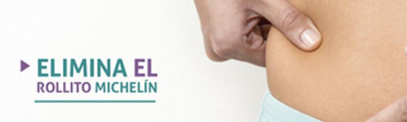 Elimina el rollito michelìn