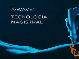 X-Wave tratamiento contra la Celulitis