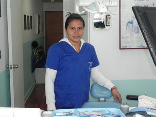 Asistente Dental Erika Lino Moran