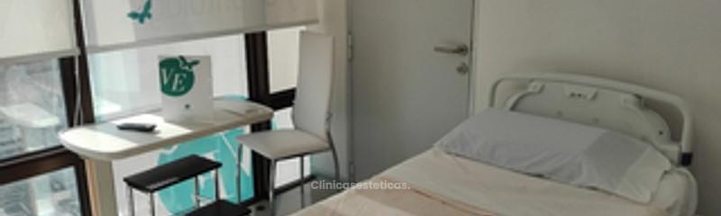 Habitaciones Clínica VIDAESTETICA