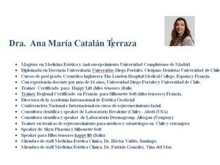 cv doctora catalan
