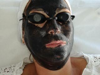 Mascara de Carbon Activado
