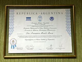 Diplomado de medicina Estetica