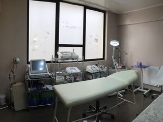Sala principal de Procedimientos
