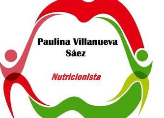 Paulina Villanueva Sáez NUTRICIONISTA