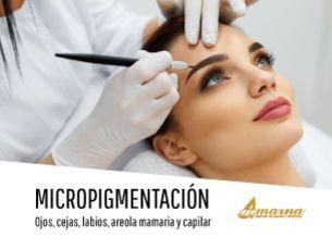¡Simplifica tu rutina con Micropigmentación!