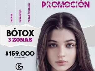 Promocion botox