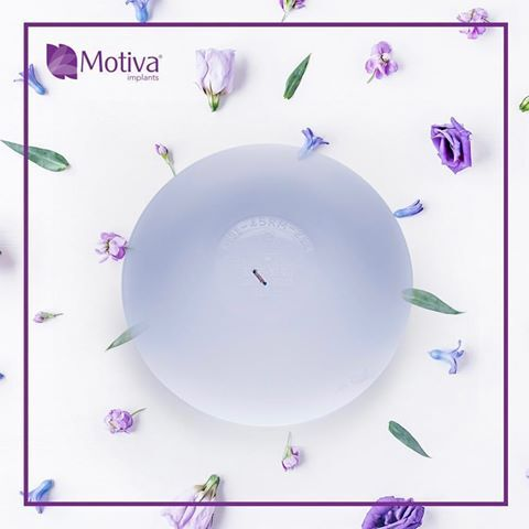 Implante en silicona maraca Motiva