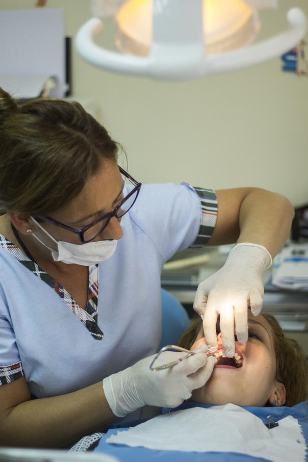 ¿Cómo es la primera visita al odontólogo?