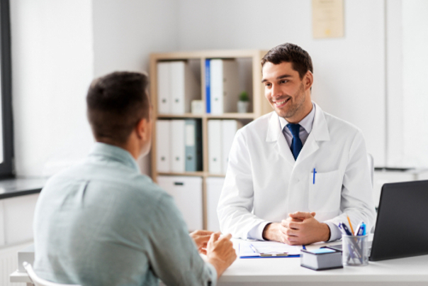 primera consulta sobre la hiperhidrosis
