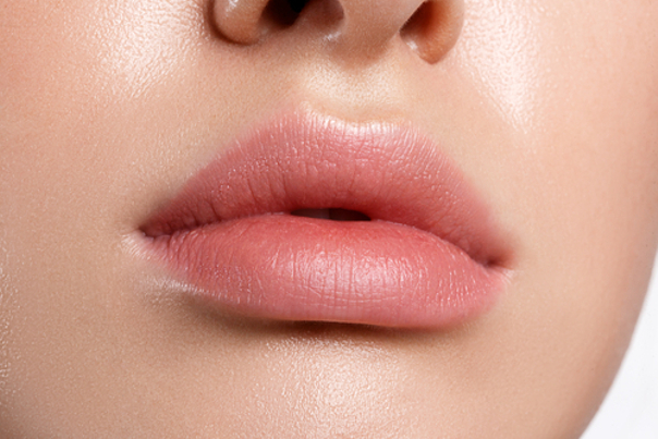 Aumento de labios con lipofilling