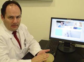 Aumento Mamario. Dr. Sergio Valenzuela