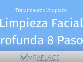 Limpieza Facial profunda de 8 pasos - Vitaplace