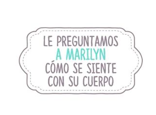 Testimonio Marilyn
