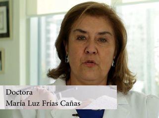 Doctora María Luz Frías Cañas - Rinomodelación