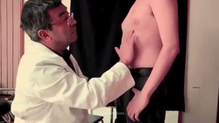 Resultados ginecomastia