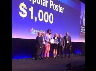Vean el premio a nuestro Dr. En Las Vegas USA