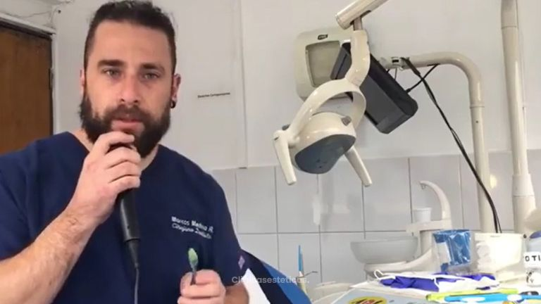 Limpieza dental - Centro Dental Santa Teresita Quilpue