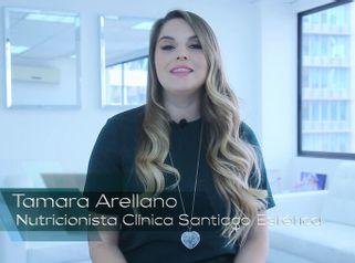 Nutricionista - Tamara Arellano